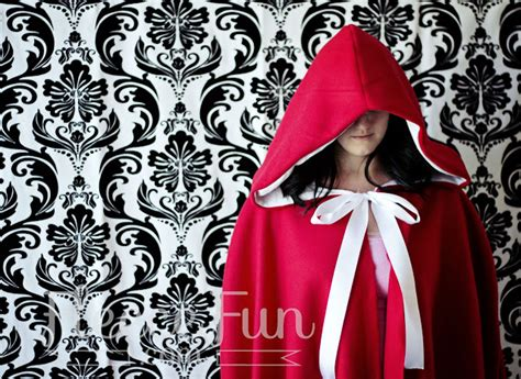 simple pattern for red riding hood cape red riding hood cape pattern scc mag