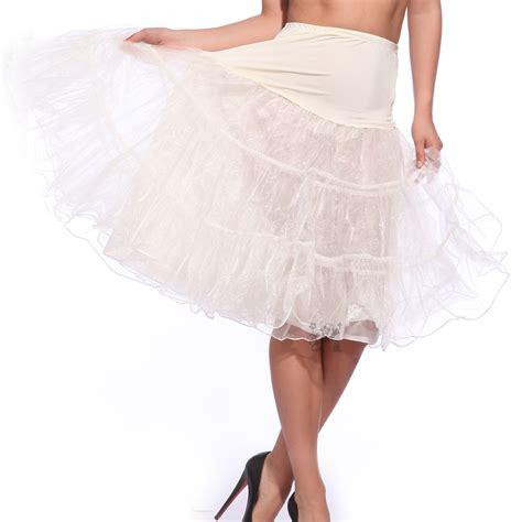 swing petticoat 25 27 quot retro underskirt 50s swing petticoat rockabilly