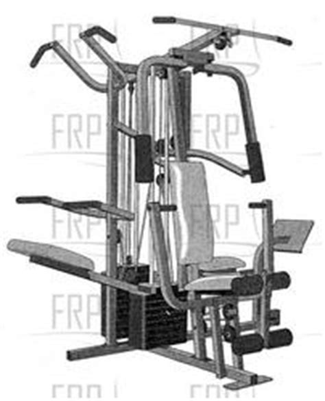 weider pro 9645 831 159380 fitness and exercise