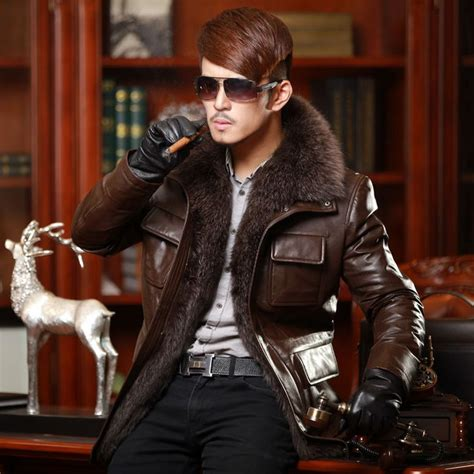 Trend Alert Sweater Jackets by Global Trend Alert Fur Lined Leather Jacket With Fur