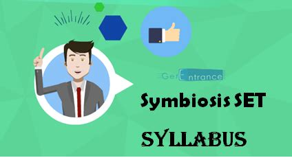 Symbiosis Entrance Test Syllabus For Mba by Symbiosis Set 2018 Syllabus Preparation Tips