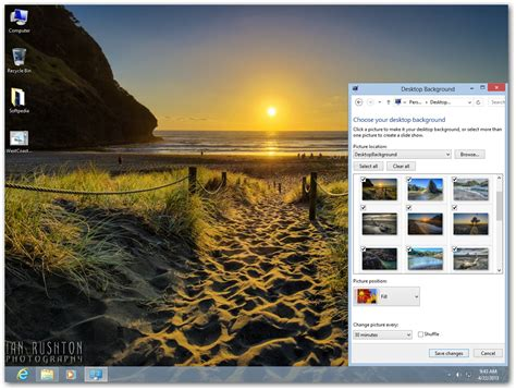 windows themes new zealand download new zealand landscapes west coast theme