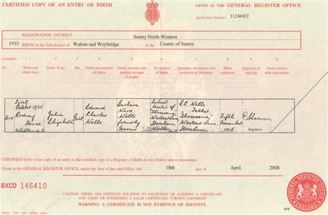 Search Birth Records By Parent Name And When You Find Your Ancestor S Birth It Will Give The