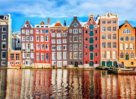 Three Story House by Quick Guide Amsterdam Canal Houses Virgin Vacations