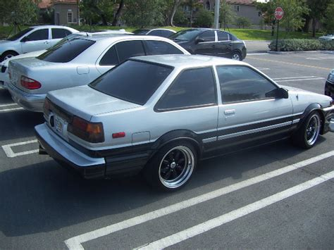 Toyota 1987 For Sale 1987 Toyota Corolla Up For Sale
