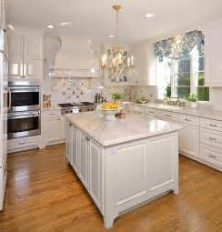 Kitchen Backsplash Ideas With Cream Cabinets design tour a white kitchen w a soft look and a whole lot