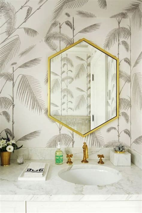 grey jungle wallpaper home styling ana antunes palm leaves and palm jungle