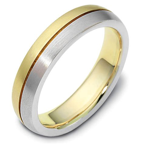 117111 gold wedding ring together forever