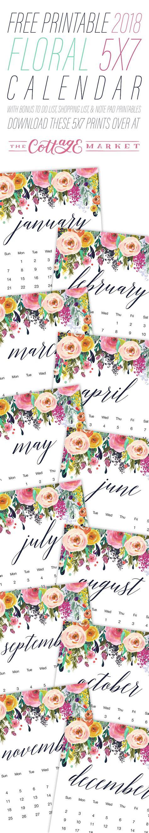 printable calendars ideas pinterest