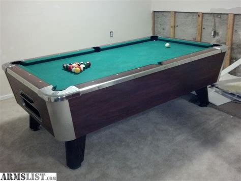 valley pool tables armslist for trade 7 valley tiger pool table for ar