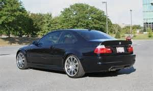 purchase used 2006 black bmw m3 e46 cinnamon interior 6