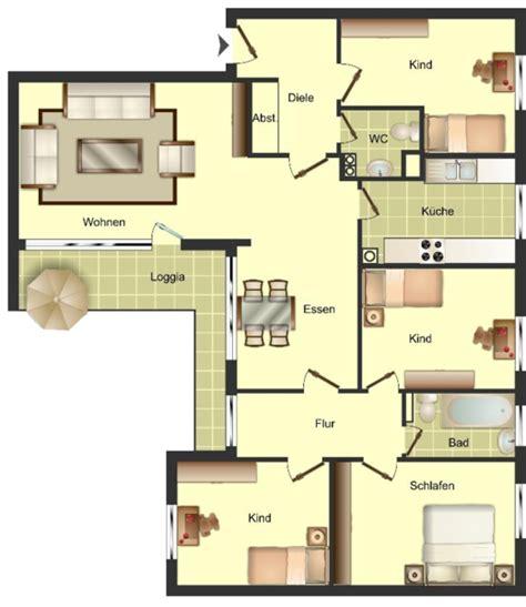 wohnung 5 zimmer mietwohnungen in monheim berliner viertel