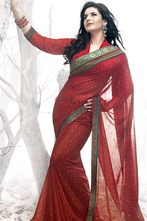 Indian Wardrobe by Traditional Indian Sarees Fashion Stylish Dresses