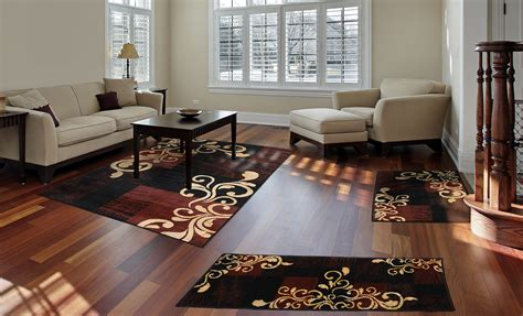 Living Room Rug Sets Green Kmart 2 Rug Sets For Only 13 49 Possible Free Shipping 3 Bathroom Rug