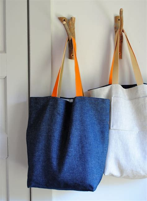 simple tote bag sewing pattern 12 simple sewing patterns for spring diy fashion