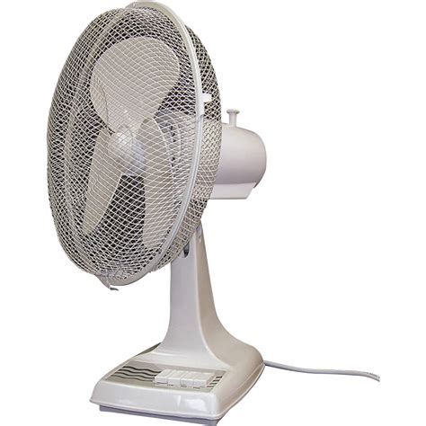 oscillating fan tpi oscillating desk fan 12in dia 1 200 cfm model