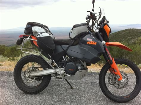 Ktm Adventure Bike Opinion On The Ktm 690 As An Adventure Bike Advrider