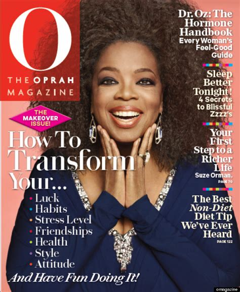 Oprah S Natural Hair On O Magazine September 2012 | oprah s natural hair debuts on cover of o magazine