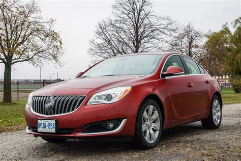 Buick Regal 2015 Turbo by 2015 Buick Regal Turbo Premium Review