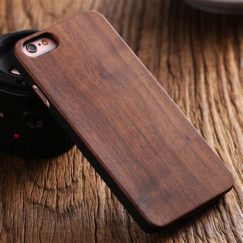 Kayu Wood Iphone7 Iphone7plus Iphone 7 7plus Floveme Real Wood For Iphone 6s Iphone 7 7 Plus