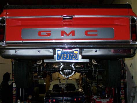 Gearhead Garage Sacramento by 1970 Gmc Truck Gearhead Garage