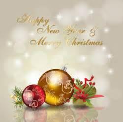 Merry christmas card vector 2 vector sources