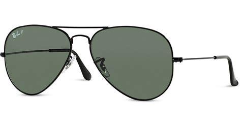 Oroginal Kacamata Sunglasses Sports Polarized Black ban original polarized aviator sunglasses in black lyst