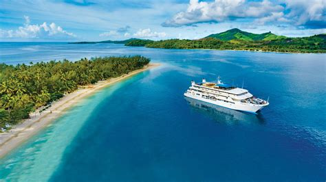 boat cruise pacific islands fiji princess luxury cruise in fiji jacada travel