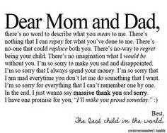 thank you letter for parents quotes child support quotes on divorce and
