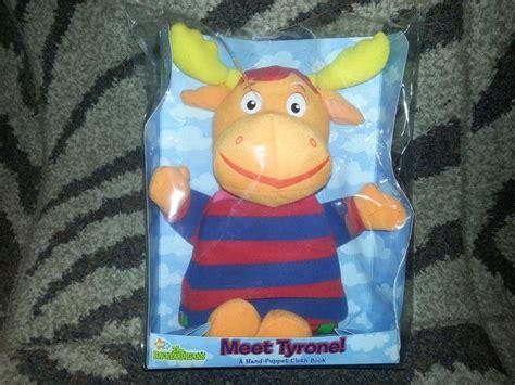 Backyardigans Karaoke Nickelodeon The Backyardigans Meet Tyrone Plush Moose