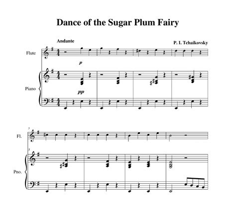 Of The Sugar Plum by Tchaikovsky Of The Sugar Plum