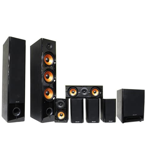 acesonic sp   surround sound karaokehome theater