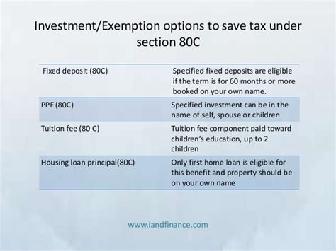 section 80 c of income tax investment options under section 80c best auto traders