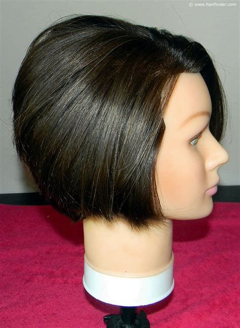 how to blow dry a bob hair cut how to blow dry a short inverted or angled bob