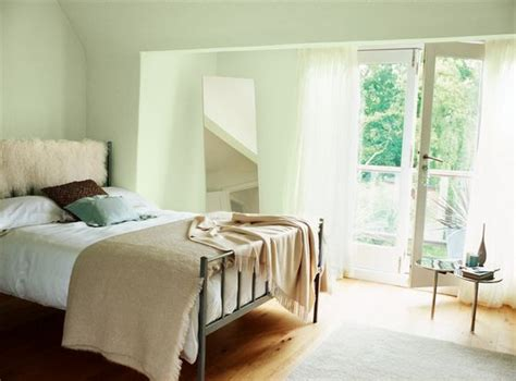 apple green bedroom pale green bedroom pained with crown earthbalance emulsion