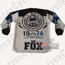 Kaos Jersey Sepeda Downhill Fox Hijau Stabilo Murah trexcycle indonesia toko aksesoris sepeda