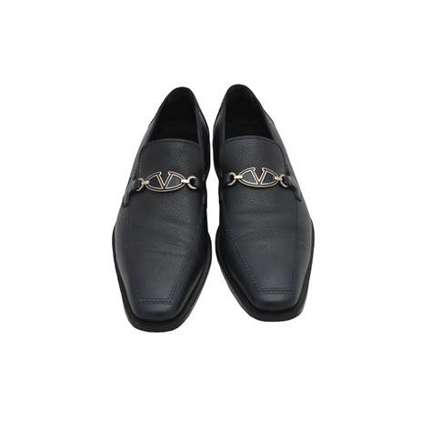 loafers slip ons valentino valentino garavani loafer loafers slip ons