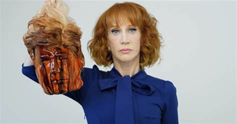 Kathy Griffin Eats It by Is Itself Republicanmatters