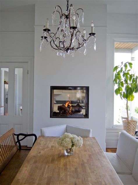 Dining Room Kitchen Fireplace The World S Catalog Of Ideas