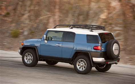 2012 Toyota Fj Cruiser Toyota Fj Cruiser 2012 Widescreen Car Image 22 Of