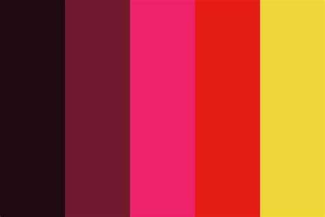 what color is lava lava l color palette