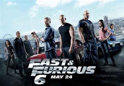 film fast and furious 6 gratuit fast furious cast poster