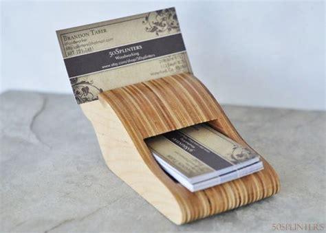 Eco Business Card Holder