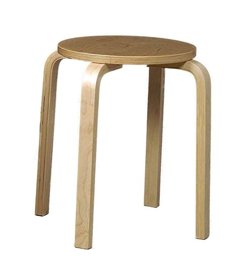 Set Of Stools by 17 Inch Bentwood Stools Set Of 4 In Side Tables