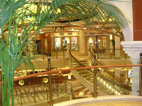 gallery  interior room emerald princess baltic