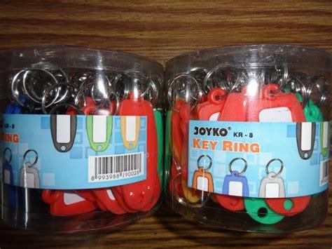 Gantungan Kunci Joyko 1 Set distributor alat tulis kantor dan stationary gantungan