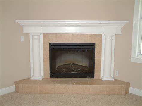 replace fireplace mantel fireplace mantels trim work door replacement rotten wood