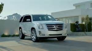 Cadillac Escalade Song Cadillac Escalade Tv Commercial Evolution Of Indulgence
