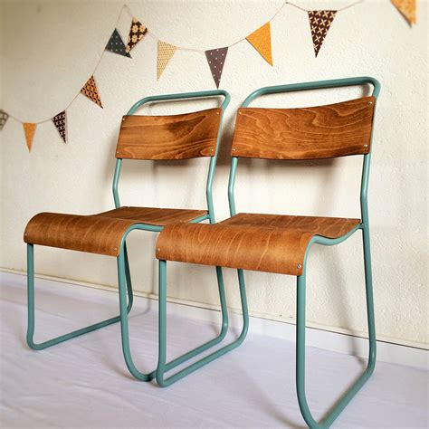 Chaise D écolier by Chaise D Colier Chaise Colier Industriel With