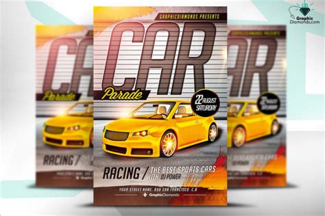 Free Race Flyer Template